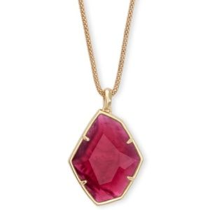 Kendra Scott Gold Kalani Berry Illusion Necklace!